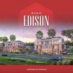 Brosur Edison - Ruko Baru Gading Serpong