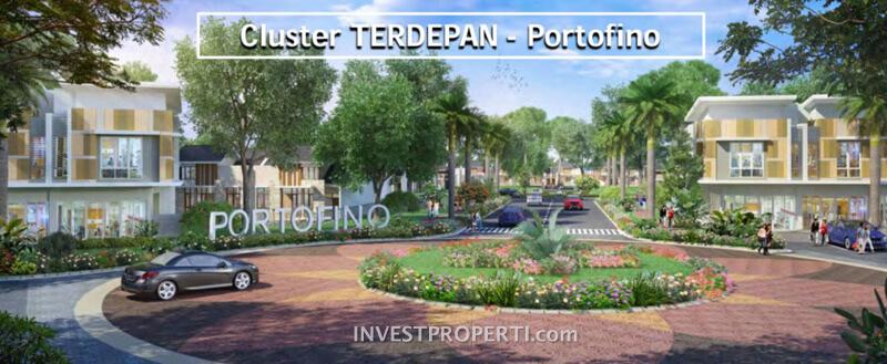 Cluster Portofino Villaggio CitraRaya