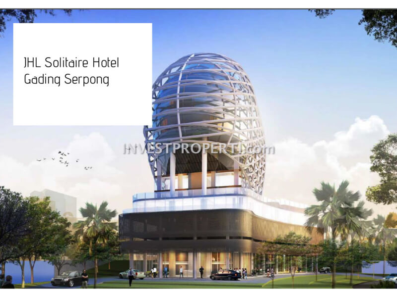 JHL Solitaire Hotel Gading Serpong
