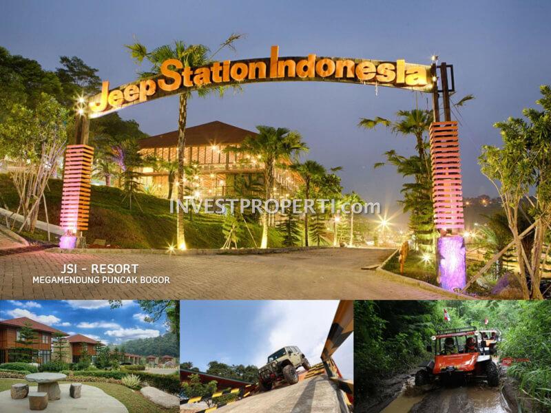 JSI Resort Mega Mendung Puncak Bogor