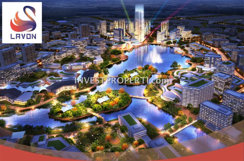 Lavon Swan City Cikupa Tangerang