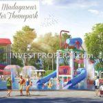 Madagascar Water Theme Park Parung Panjang