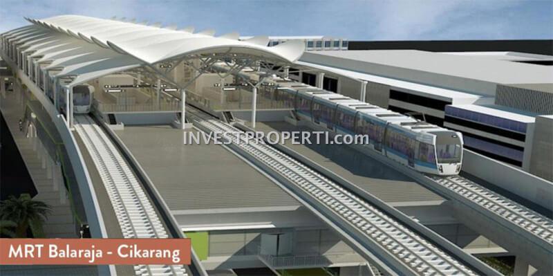 MRT Balaraja - Serpong