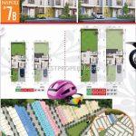 Siteplan Napoli Sektor 7B Gading Serpong