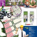 Siteplan Rumah Napoli Sektor 7C