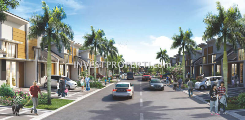 Sentraland Boulevard Residence Parung