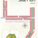 Site Plan Perumahan Sentraland Boulevard