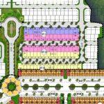 Site Plan Cluster Portofino Villaggio Citra Raya