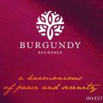 brosur Burgundy Residence Summarecon Bekasi