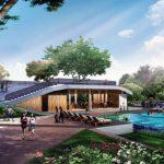 Club House Cluster Burgundy Summarecon Bekasi
