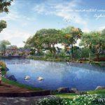 Danau The Orchard Summarecon Bekasi