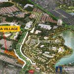 Lokasi Navona Village Gading Serpong