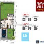 Navona Village Denah