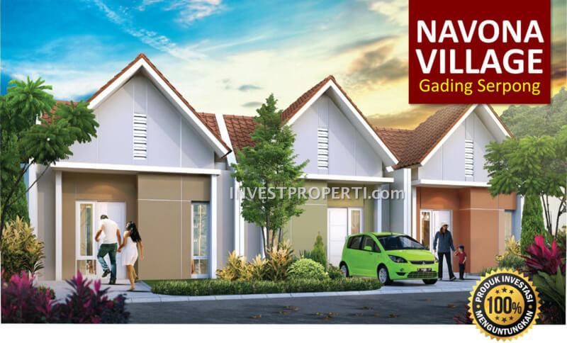 Navona Village Gading Serpong