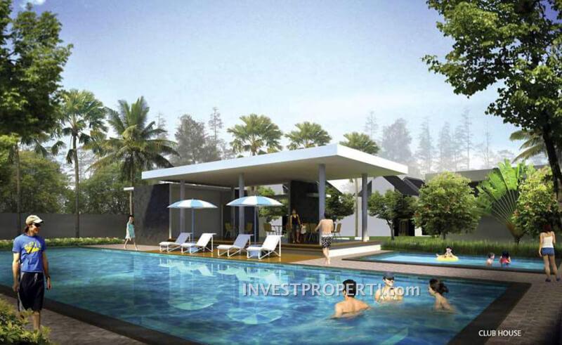 premier savanna vida bekasi club house