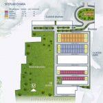 Site Plan Cluster Chiara Suvarna Sutera