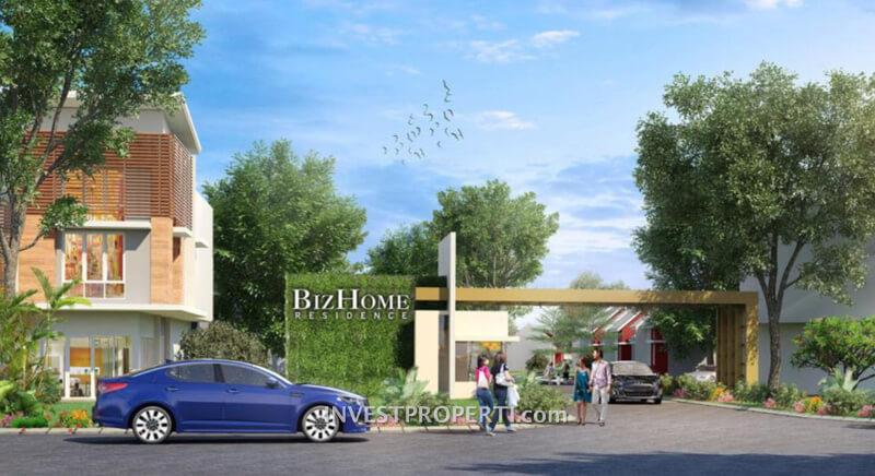 Gerbang BizHome Residence CitraRaya