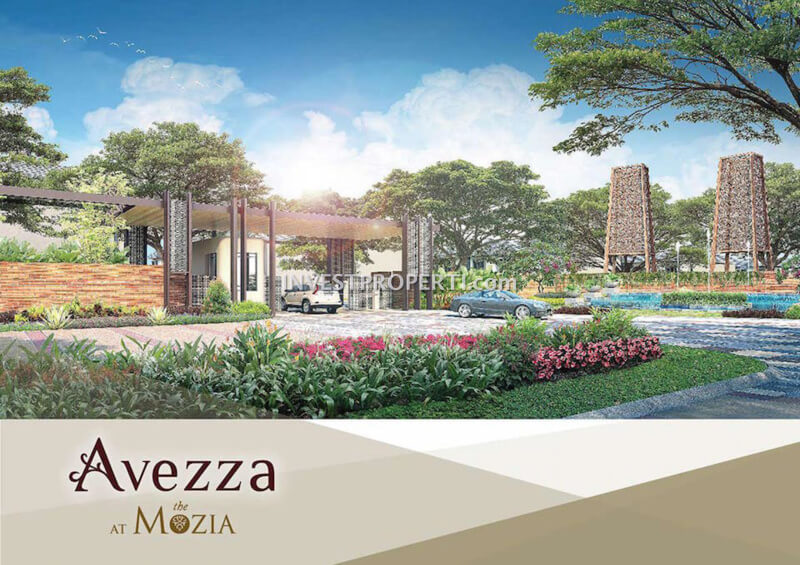 Gate Cluster Avezza The Mozia BSD