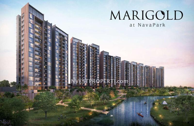 Marigold NavaPark BSD Condominium