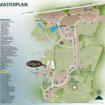 Master Plan Alam Sutera - Lokasi Cluster Orlanda