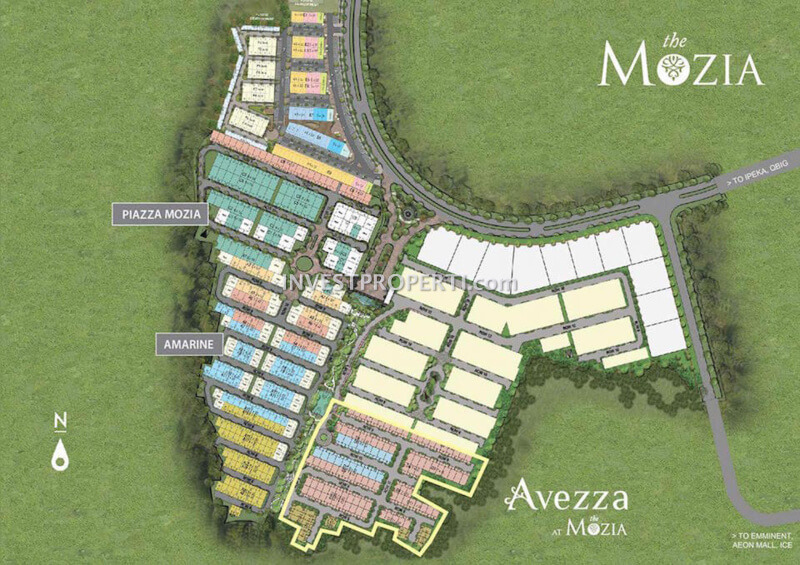 Master Plan The Mozia BSD