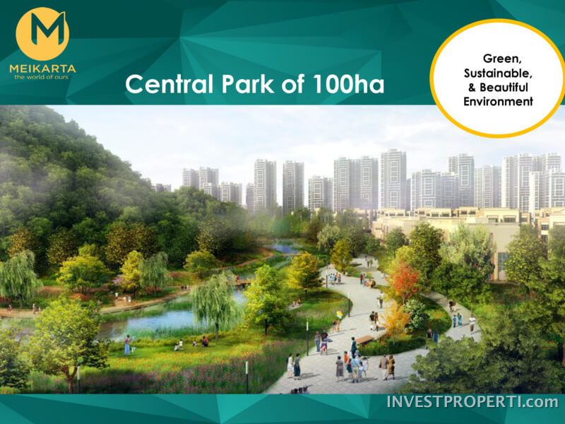 Meikarta Central Park