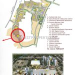 Peta Lokasi Cluster Faraday