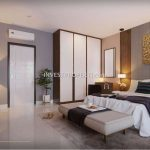 Contoh Design Rumah Avezza The Mozia L8 (Master Bedroom)