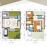 Denah Rumah Avezza The Mozia L8