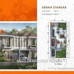 Rumah Cluster Pelican Tipe N Standard