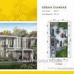 Rumah Cluster Pelican Tipe O Standard