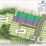 Site Plan Cluster Bayan Mega Cluster Ubud