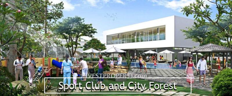 Sport Club City Forest Citra Maja