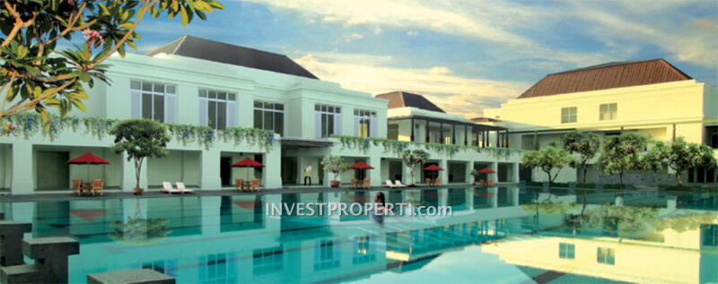 The Springs Club House Gading Serpong