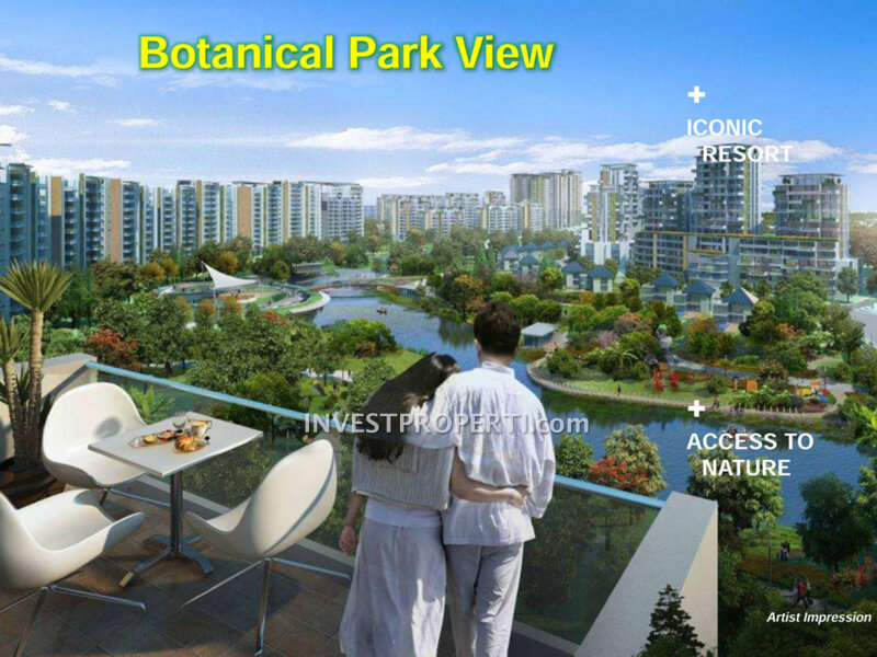 Botanica Park View NavaPark