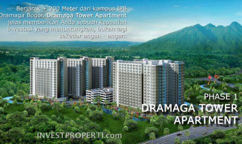 Apartemen Dramaga Tower Bogor