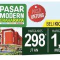 Pasar Modern Graharaya Jaya Property