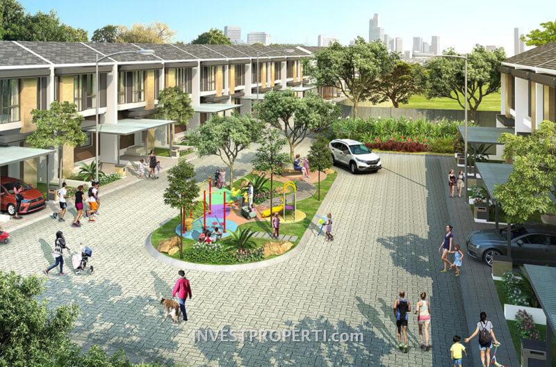 Cluster Baru Vanya Park BSD