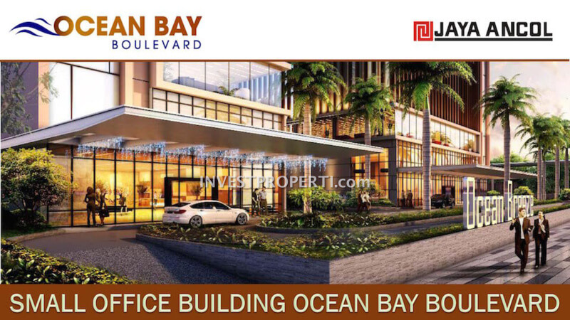 Gedung Kantor Ocean Bay Boulevard Ancol
