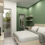Interior Design Dramaga Apartment Tipe Studio
