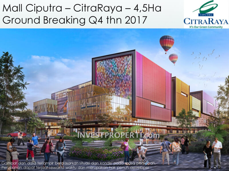 Mall Ciputra CitraRaya