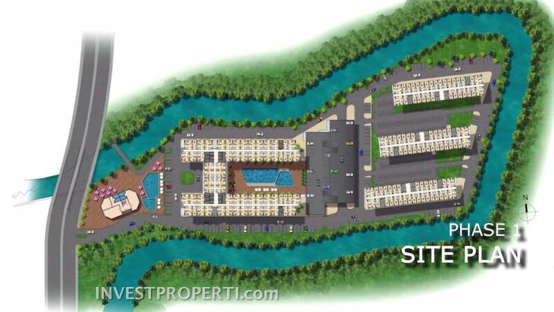 Master Plan Dramaga Tower Bogor