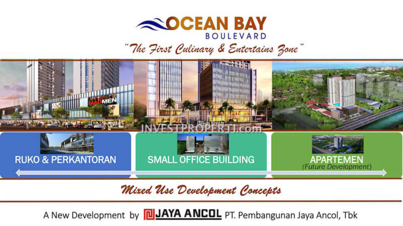 Ocean Bay Boulevard Ancol