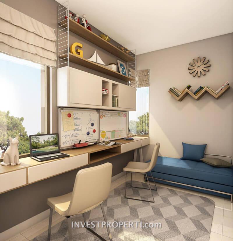 Interior Design Rumah Vanya Park BSD