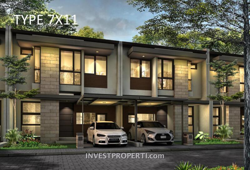 Rumah Vanya Park Tipe 77