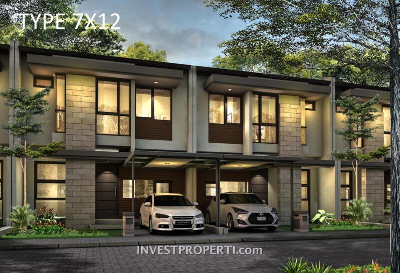 Rumah Baru Vanya Park Tipe 84