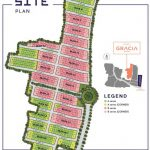 Site Plan Cluster Gracia Lavon
