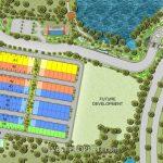 Site Plan Cluster Baru Vanya Park