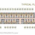 Site Plan Tower A Apartemen Dramaga