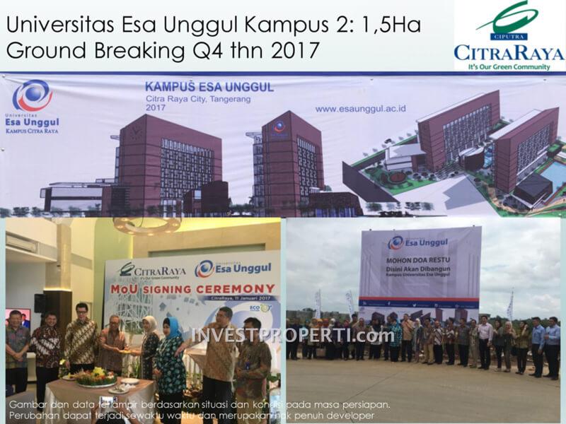 Universitas Esa Unggul CitraRaya